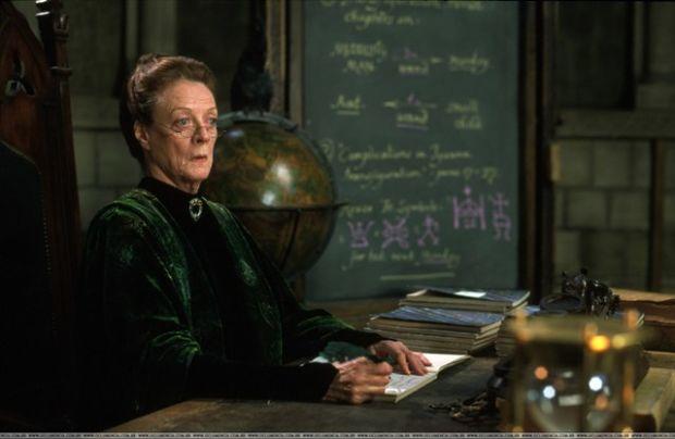 Profesorka MekGonagal