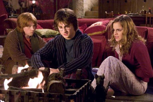 Ponovo na okupu: Ron, Hari i Hermiona