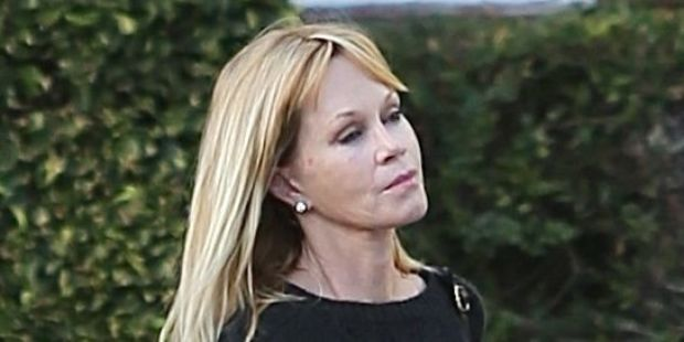 Melanie Griffith leaves a Medical Clinic in Beverly Hills Featuring: Melanie Griffith Where: Los Angeles, CA, United States When: 29 Oct 2013 Credit: WENN.com
