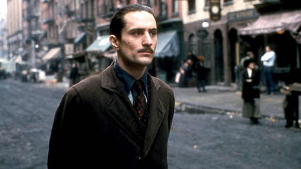 THE GODFATHER: PART II, Robert De Niro, 1974