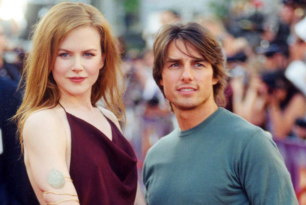 Nicole Kidman & Tom Cruise (Photo by Jeff Kravitz/FilmMagic)