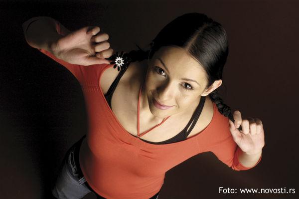 Ana Franic glumica