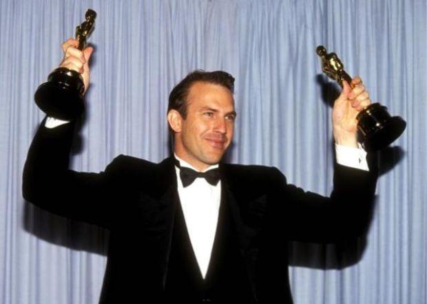 "Kevin Kostner je osvoio nekoliko Oskara za film ,,Ples sa vukovima"""
