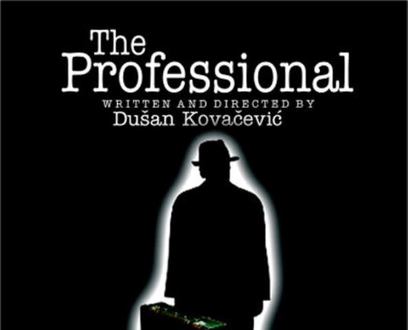 "Domaći film ,,Profesionalac"""