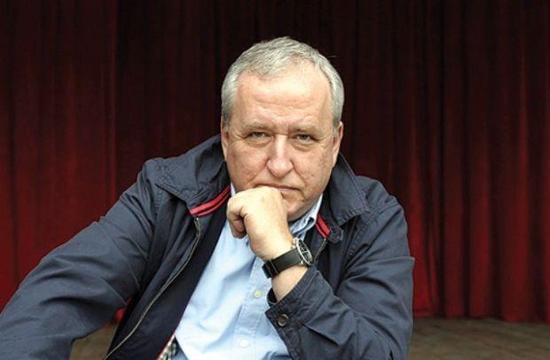 "Reditelj filma ,,Pad u raj"", Miloš Radović"