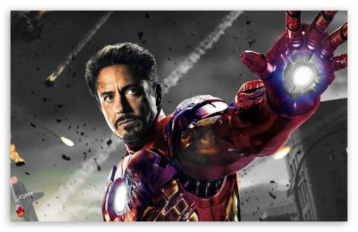 Osvetnici iron man
