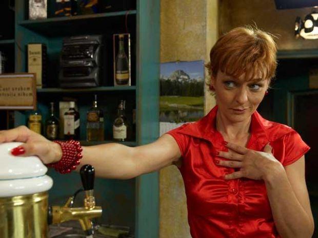 "Tatjana Šojić u ulozi Marije ( serija ,, Lud, zbunjan, normalan"" )"