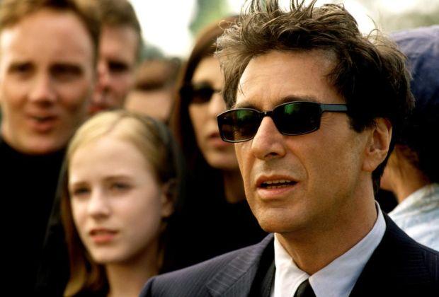 SIMONE, Jay Mohr, Evan Rachel Wood, Catherine Keener, Al Pacino, 2002, (c) New Line