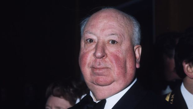 March 1971: British-born film director Alfred Hitchcock (1899 - 1980) attends the Society of Film and Television Arts Awards (later named the BAFTA Awards) at the Royal Albert Hall, London. (Photo by Mike Lawn/Fox Photos/Getty Images)