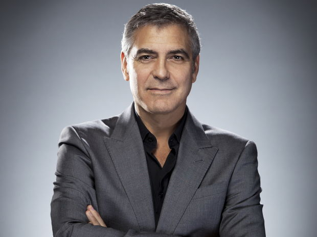GEORGE CLOONEY 2011 Academy Award Nominee Actor in a Leading Role: THE DESCENDANTS Photographed by Douglas Kirkland on February 6, 2012