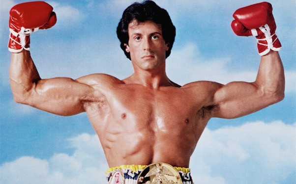ROCKY III, Sylvester Stallone, 1982, ©MGM/UA/courtesy Everett Collection
