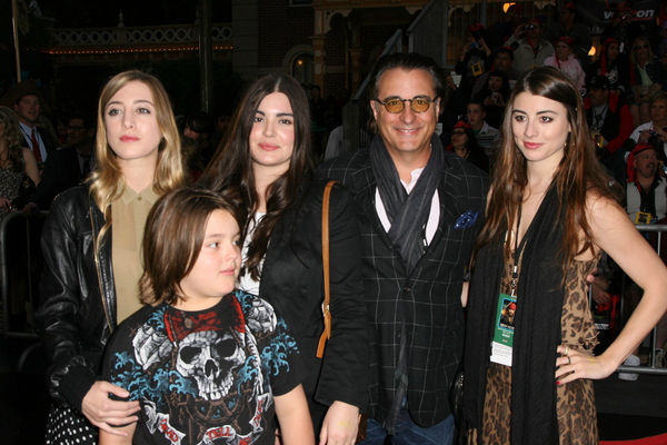 "05/07/2011 - Andy Garcia - ""Pirates Of The Caribbean: On Stranger Tides"" World Premiere - Arrivals - Disneyland - Anaheim, CA, USA - Keywords: Orientation: Portrait Face Count: 1 - False - Photo Credit: Andrew Evans / PR Photos - Contact (1-866-551-7827) - Portrait Face Count: 1"